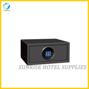 Modern Electronic LED Display Hotel Room Safe pictures & photos