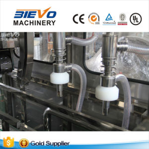Automatic 5 Gallon Barrel Pure Water Filling Processing Machine pictures & photos