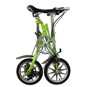 14inch Carbon Steel Folding Bike pictures & photos