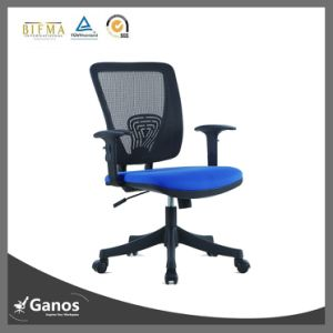 Low Back Fabric Seat Office Staff Chir and Meeting Room Chair pictures & photos