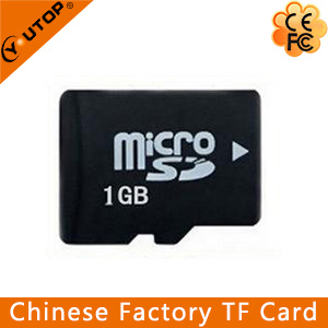 Low Price Chinese Factory Micro SD TF Memory Card C6 1GB pictures & photos