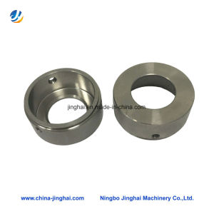 OEM CNC Steel/Metal/Brass Machining Spare Parts with Round Plate pictures & photos