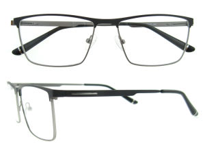 Wholesale Unisex Stainless Steel Eyeglass Optical Frame pictures & photos