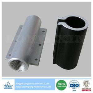 Aluminium Round Pipe Machined pictures & photos