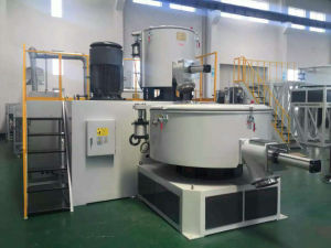 Vertical/Horizontal High Speed Heating Cooling PVC Compound Mixer Unit/System/Group pictures & photos