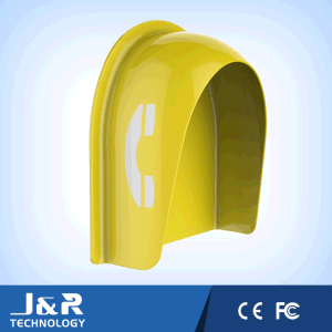 Acoustic Hood, Telephone Hood for Outdoor/Indoor High Noise Environment pictures & photos
