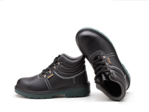 High Quality Steel Toe Safety Shoes for Workers pictures & photos