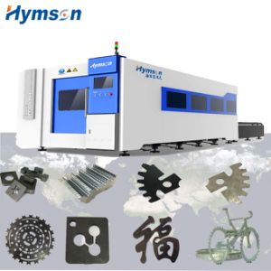 1000watts Fiber Laser Cutter Stainless Steel and Aluminum pictures & photos