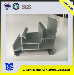 Aluminium Sand Blasting Anodizing Extrusion pictures & photos