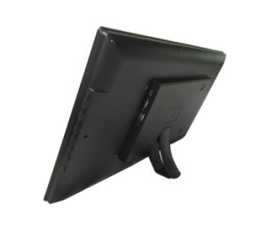 Auto Video and Music Digital Photo Frame 21 Inch Vesa Wall Mount or Desktop pictures & photos