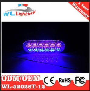 Double Row Surface Mount 12W LED Lighthead pictures & photos