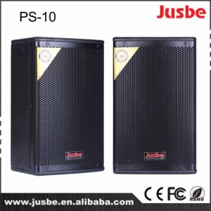 18mm Plywood Environmental Protection 10inch 450W Real Sound Speaker pictures & photos