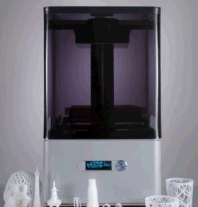 Factory 0.025mm Precision SLA Desktop Building Resin Model 3D Printer pictures & photos