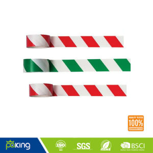 Road Safety Fineline PVC Warning Tape for Underground Lines pictures & photos