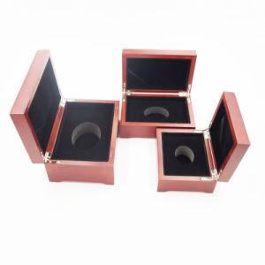 Modern Best Price Velvet MDF Wooden Box (J99-M) pictures & photos