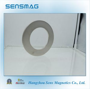 Customized Manufacture N35 Permanent Neodymium Ring Magnet pictures & photos