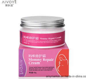 Chinese Herbal Scar Remover Pregnancy Repairing Cream Afy Mommy Repair Cream 100g pictures & photos