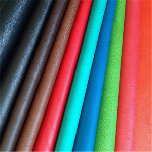 PU Leather for Furniture Sofa Making pictures & photos