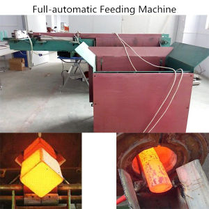 China Good Quality Induction Hot Forging Machine for Nuts and Bolts Making pictures & photos