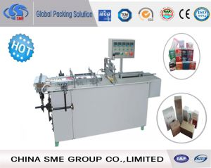 Semi-Auto Cosmetic Cellophane Overwrapping Machine (MW-I) pictures & photos