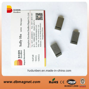 High Working Temperature Block Cast AlNiCo Magnet pictures & photos