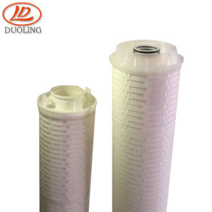 PP Pleated Filter Cartridge for Desalination Pretreatment pictures & photos