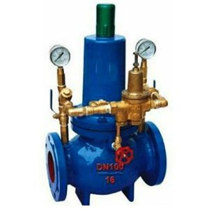 Y46t Type Combined Pressure Reducing Valve (PRV) pictures & photos