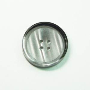 Four Holes Sewing Plastic Polyester Button for Man, Woman and Kids Clothing pictures & photos