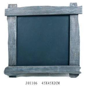 Hot Fsc Wooden Vintage Blackboard pictures & photos