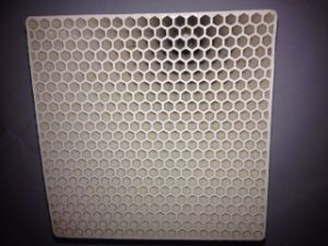 Corundum-Based Honeycomb Ceramic Heater for Rto System pictures & photos