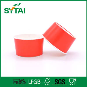 Custom Printed Disposable Wholesale Ice Cream Paper Cup pictures & photos