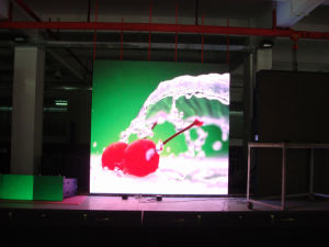 P7.62 Indoor Full Color LED Display