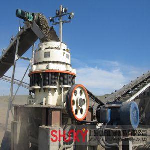 Symons Spring Cone Crusher, Construction Machine
