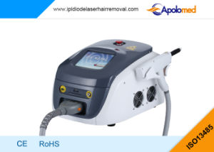 Q Switch ND YAG Laser 1064nm 532nm Long Pulse Tattoo Removal Q Switch 1064 Nm 532nm ND YAG Laser pictures & photos