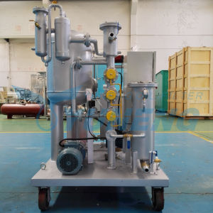 Best Choice Lube Oil Filtration Machine pictures & photos