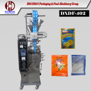 Automatic Herbal Powder Packaging Machine (DXDF-40II) pictures & photos