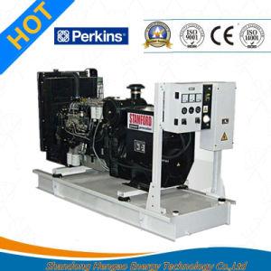 48kw Low Fuel Consumption Perkins Engine Diesel Genset pictures & photos