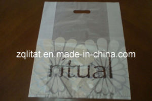 Biodegradable Handle Bags /LDPE Plastic Bag with Handle/ LDPE Plastic Shopping Bag (ML-BI-1206) pictures & photos