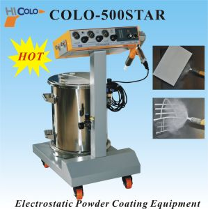 Electreostatic Powder Coating Equipment (COLO-500STAR) pictures & photos