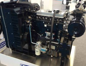 Natural Gas Engine for Gensets pictures & photos