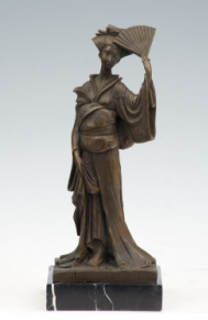 Bronze Sculpture Figure Statue (HYF-1101)