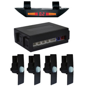 OEM Parking Sensors with Easy Install Sensors and LED Displayer pictures & photos