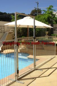 Portable Fencing -- Swimming Pool Fencing pictures & photos