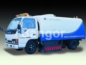 Municipal Environmental Equipment - Road Sweeper (ZLJ5051TSL)