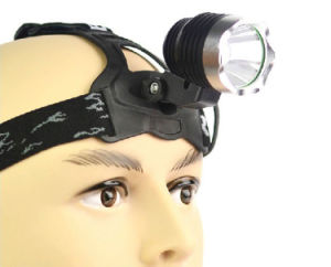 500lm CREE Q5 5W LED Rechargeable Head Lamp pictures & photos