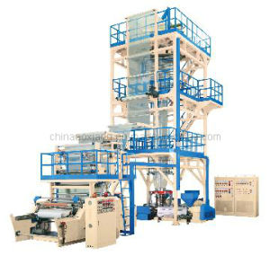 Hote Sale High Quality Three Layers Film Blown Machine pictures & photos
