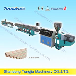 PPR Pipe Making Machine PPR Pipe Extrusion Machine (JG-PPR) pictures & photos