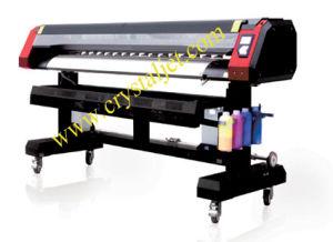 Crystaljet Solvent Inkjet Printer (S1806SPT510_2C)