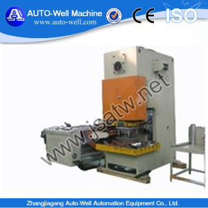 Household Aluminum Foil Container Machine (ATW-45T) pictures & photos