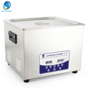 Fully Remove Contaminant Easy Operating Ultrasonic Cleaning Machine for Pistol pictures & photos